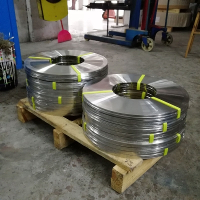 SUS301 0.3-0.5mm特硬弹簧不锈钢带