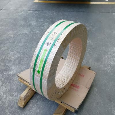 SUS201 0.3-0.5mm进口弹簧不锈钢带